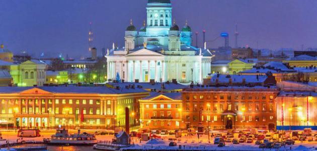 صورة جديد معلومات عن دولة فنلندا