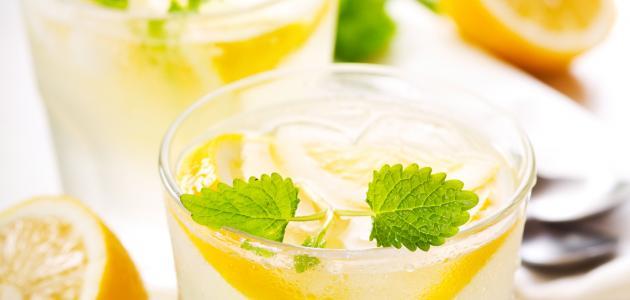 صورة جديد فوائد شرب عصير الليمون