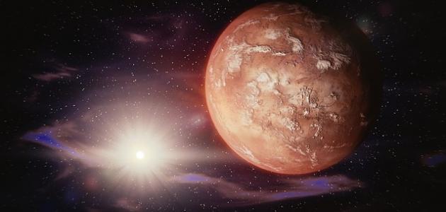 صورة جديد اسم قمر كوكب المريخ