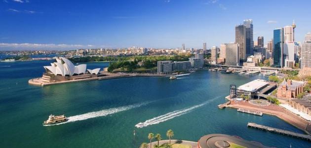 صورة جديد أفضل مدينة للعيش في العالم