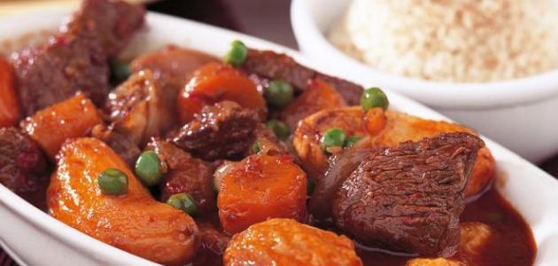 صورة جديد أكلات ليبية حارة