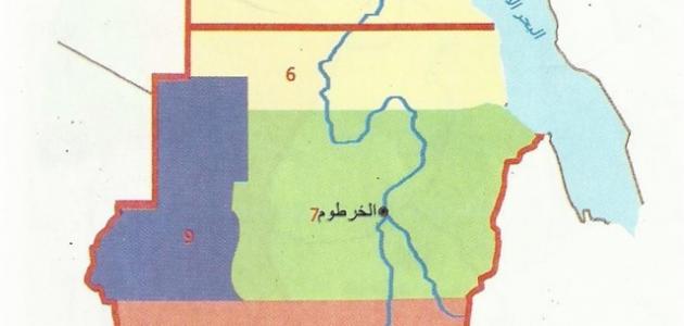 صورة جديد تقسيم العالم العربي