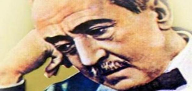 صورة جديد نبذة عن الشاعر أحمد شوقي