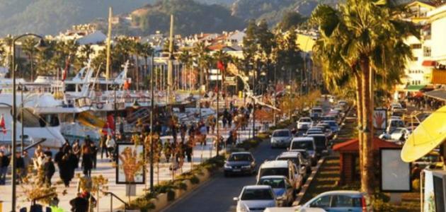صورة جديد مدينة مرمريس التركية