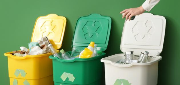 صورة جديد طرق تدوير النفايات
