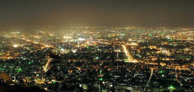 صورة جديد تاريخ مدينة دمشق