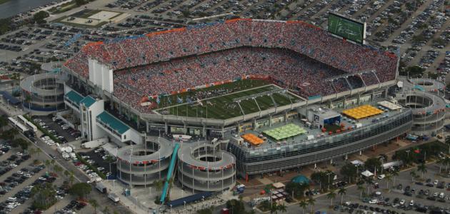 صورة جديد أين يوجد أكبر ملعب كرة قدم في العالم