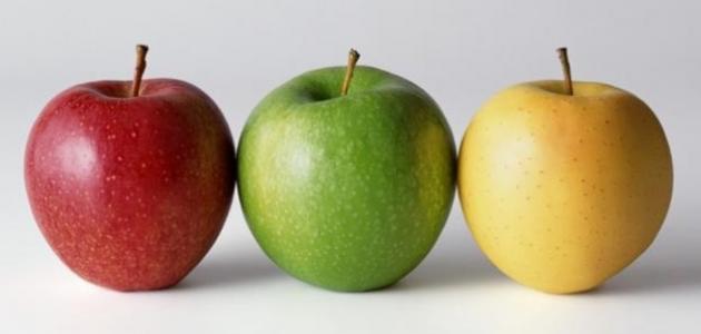 صورة جديد ما الفيتامين الموجود في التفاح