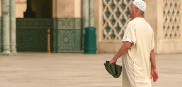 صورة جديد دعاء الخروج من المسجد