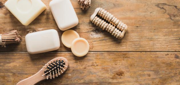 صورة جديد طريقة عمل صابون لتفتيح البشرة