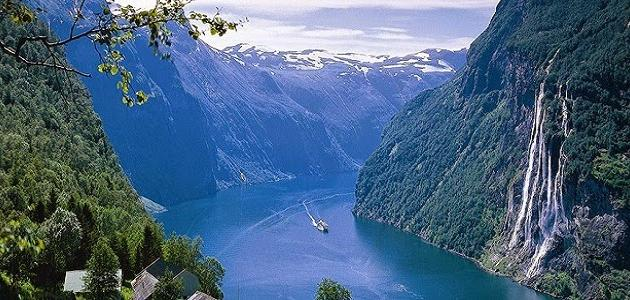 صورة جديد السياحة في النرويج