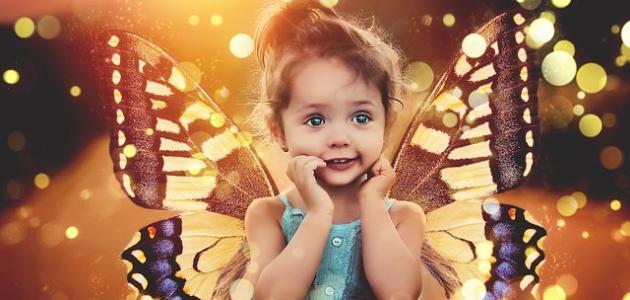 صورة جديد كلام جميل عن الطفل