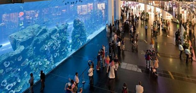 صورة جديد أين يقع دبي مول في دبي