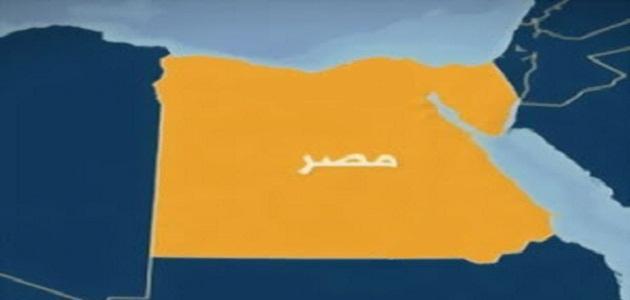 صورة جديد توزيع السكان فى مصر