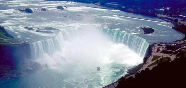 صورة جديد ما هي أشهر شلالات في العالم