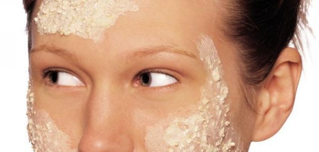 صورة جديد كيف أستخدم مقشر الوجه