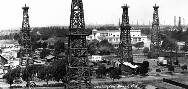 صورة جديد كيف تم اكتشاف النفط