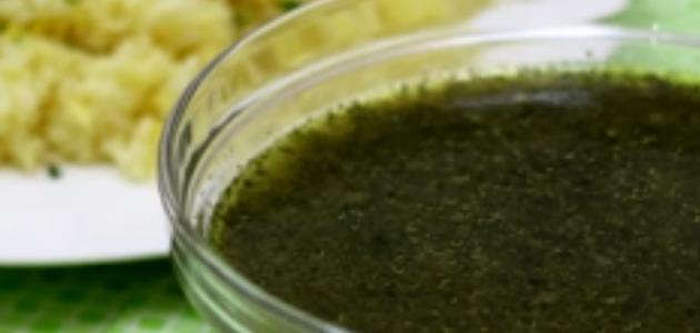 صورة جديد طريقة طبخ الملوخية الفلسطينية