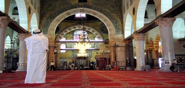 صورة جديد كيف أصلي تحية المسجد