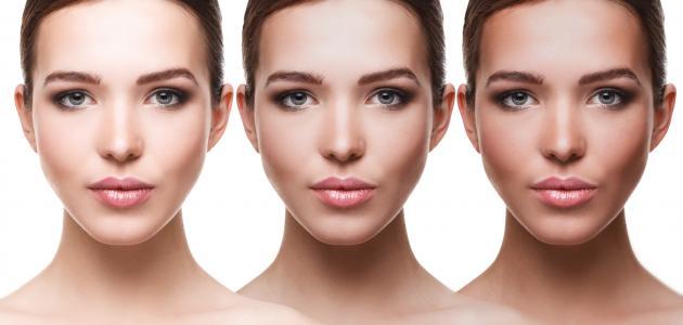 صورة جديد وصفات لتبييض الوجه بسرعة