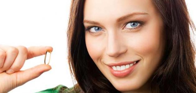 صورة جديد فوائد الأوميغا 3 للشعر والبشرة