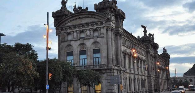 صورة جديد مدينة برشلونة في إسبانيا