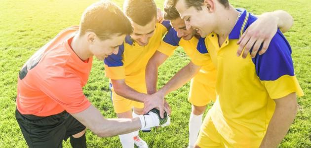 صورة جديد صفات لاعب كرة القدم