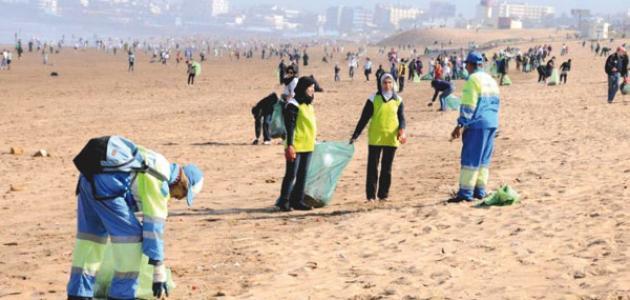 صورة جديد كيف نحافظ على نظافة الشاطئ