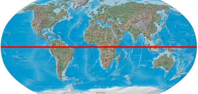 صورة جديد لماذا يسمى خط الاستواء بهذا الاسم
