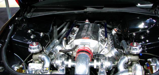 صورة جديد كيف يعمل محرك السيارة