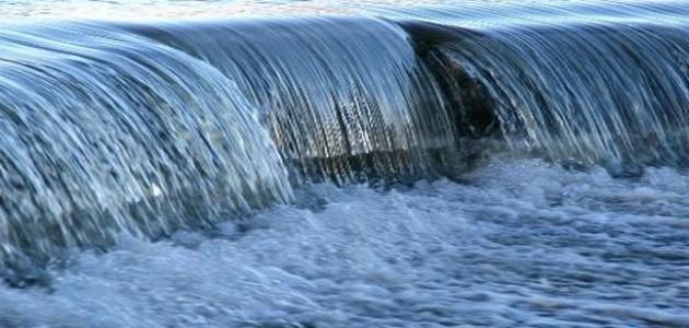 صورة جديد ماذا يسمى صوت الماء
