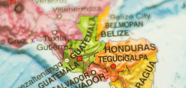صورة جديد أين تقع غواتيمالا