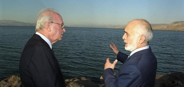 صورة جديد مساحة بحيرة طبريا