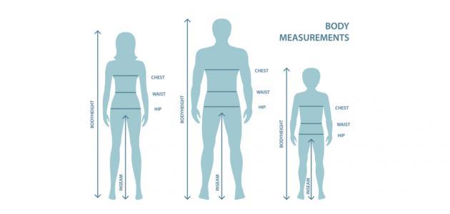 صورة جديد ما هو طول الانسان الطبيعي