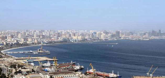 صورة جديد أين يوجد بحر قزوين