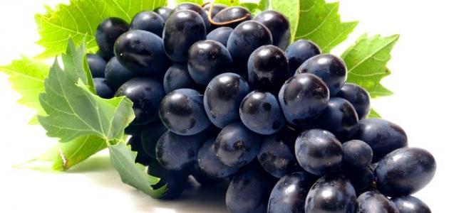 صورة جديد فوائد حب العنب