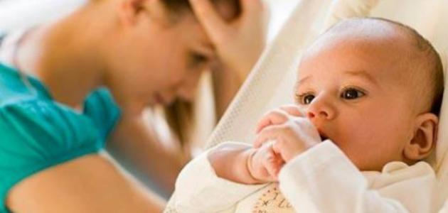 صورة جديد علاج اكتئاب ما بعد الولادة