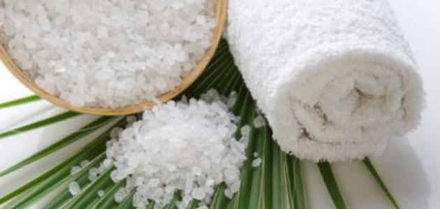 صورة جديد فوائد الملح الخشن للجسم