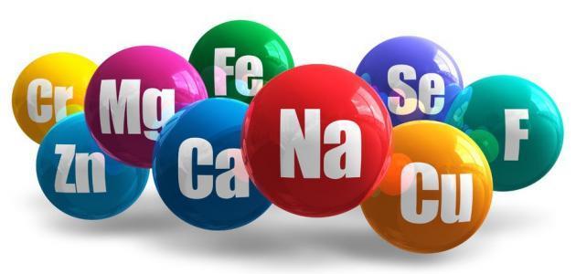 صورة جديد عناصر كيميائية