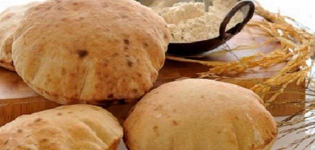 صورة جديد السعرات الحرارية في رغيف الخبز البلدي