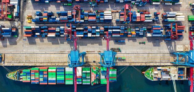 صورة جديد ما هو أكبر ميناء في العالم