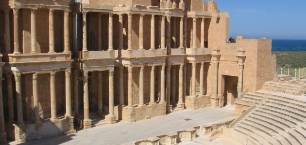 صورة جديد معالم ليبيا