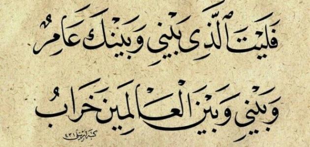 صورة جديد خصائص الشعر العربي القديم