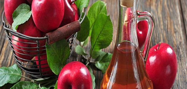 صورة جديد أضرار خل التفاح على الجلد