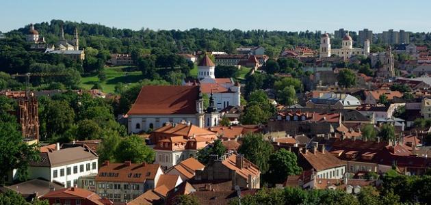 صورة جديد أين تقع ليتوانيا