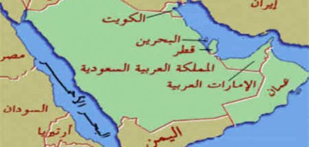 صورة جديد أين تقع قطر
