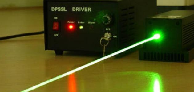 صورة جديد ما هي أشعة الليزر