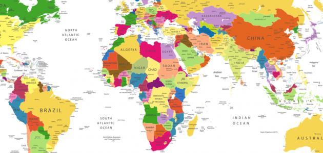 صورة جديد ما هو عدد دول أفريقيا وما عواصمها