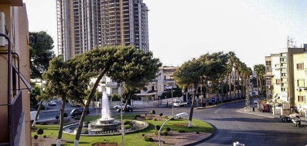 صورة جديد أين تقع حمص