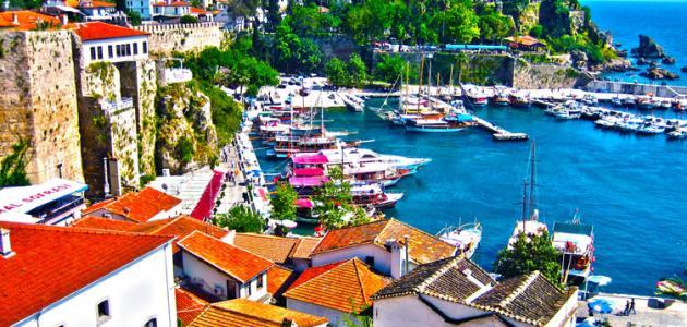 صورة جديد جزيرة أنطاليا في تركيا